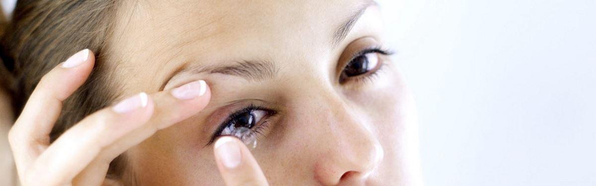Подбор контактных линз, консультация и обучение
