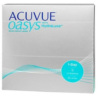 ACUVUE OASYS WITH HYDRALUXE (90)
