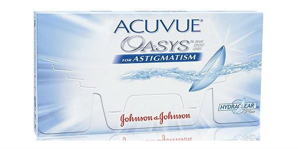 ACUVUE OASYS for ASTIGMATISM(6)