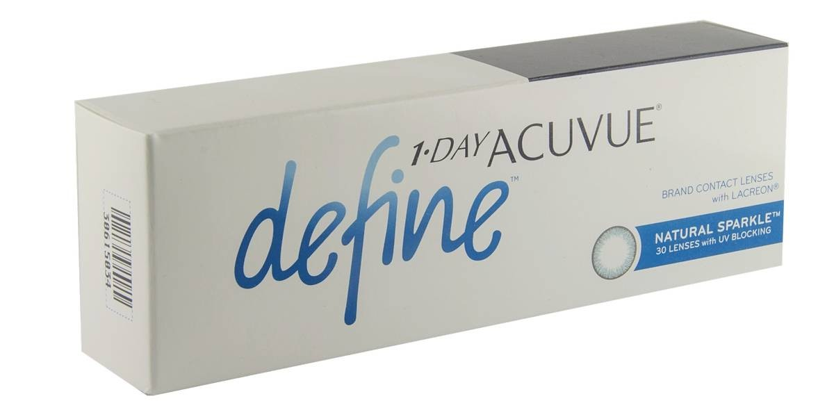 1 DAY ACUVUE DEFINE SP (30) естественный блеск