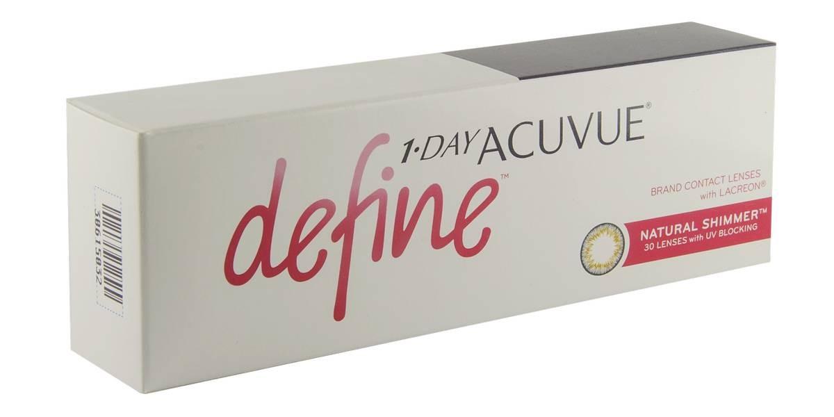 1 DAY ACUVUE DEFINE SH (30)