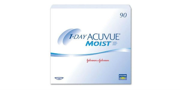 1-DAY ACUVUE MOIST(90)