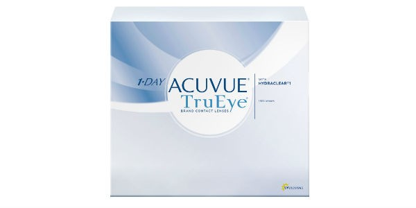 1-DAY ACUVUE TruEye(180)